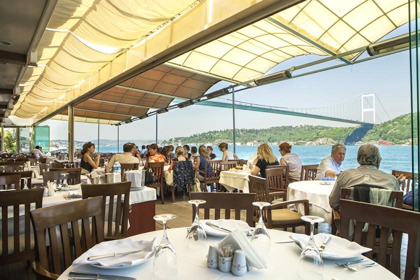 Rumeli Hisarı İskele Restoran Resim 1