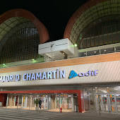 Станция  Madrid Chamartin