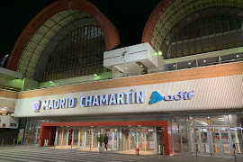 Станция  Madrid Airport