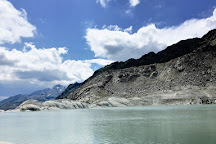 Rhone Glacier, Gletsch, Switzerland