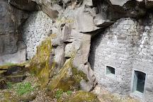 Grotte de la Pierre de Volvic, Volvic, France