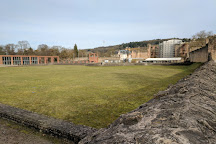 Imperial Roman Baths, Trier, Germany
