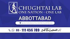 Chughtai Lab abbottabad