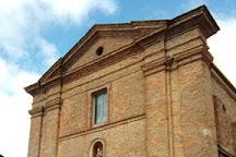 Chiesa di Sant'Agostino, Tortoreto, Italy