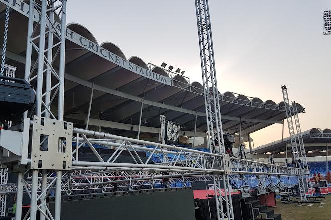 Visit Sharjah International Cricket Stadium on your trip to