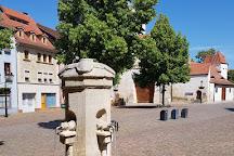 Marientor, Naumburg, Germany