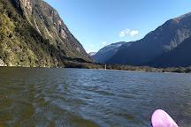 Rosco's Milford Kayaks, Milford Sound, New Zealand