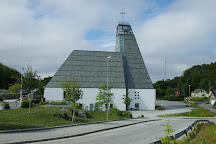 Heroy Church, Fosnavag, Norway