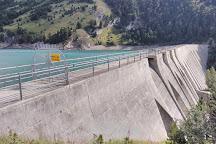 Dam of Plan d'Amont, Aussois, France
