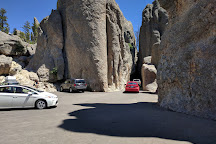 Needles Eye Tunnel, Custer, United States