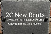 Pressure Point Escape Rooms, Ashford, United Kingdom