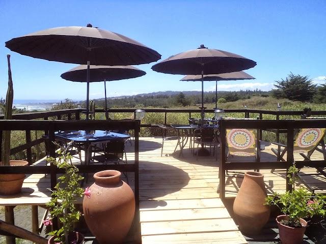 la loba restaurante , slowfood, el otro placer de Punta de Lobos