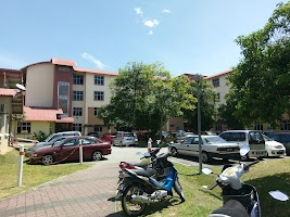 Desasiswa Lembaran USM Engineering Campus Map Nibong Tebal