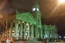 Fitzroy Town Hall, Fitzroy, Australia