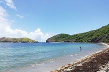 Plage de Pompierre, Terre-de-Haut, Guadeloupe