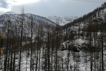 Colle del Nivolet, Ceresole Reale, Italy