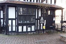 The Black and White House Museum, Hereford, United Kingdom