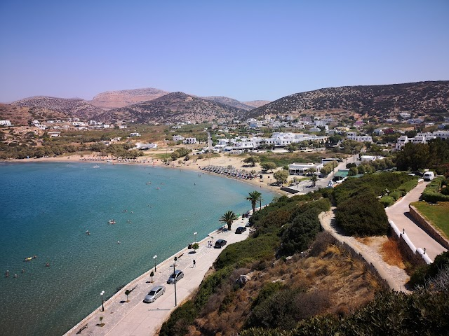 Galissas beach