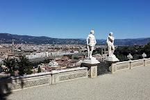 Giardino Bardini, Florence, Italy