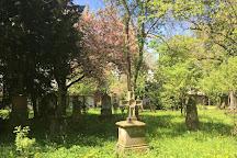 Alter Friedhof, Freiburg im Breisgau, Germany