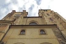 Kostel svatého Jiljí, Prague, Czech Republic