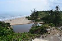 Tusan Cliff Beach, Miri, Malaysia