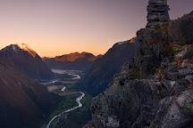 The Romsdalen Valley, Rauma Municipality, Norway