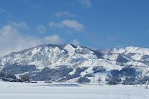 Ishiuchi Maruyama Ski Resort, Minamiuonuma, Japan