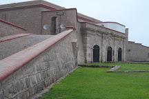 Fortaleza real felipe, Callao, Peru
