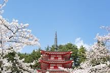 Arakura Fuji Sengen Jinja, Fujiyoshida, Japan