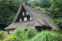 Nihon Minkaen Japan Open Air Folk House Museum, Kawasaki, Japan