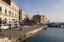 Ortigia, Syracuse, Italy