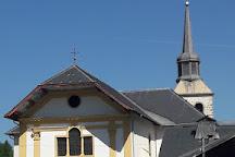 Église Saint-Nicolas de Véroce, Saint-Nicolas-de-Veroce, France