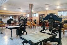 Museum Of Typography, Souda, Greece