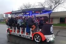 Buffalo Pedal Tours, Buffalo, United States