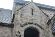 Eglise Saint-Jouan-de-l'Isle, Quedillac, France