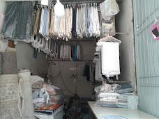 Younus Shanghai Dry Cleaners karachi