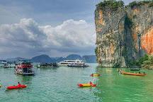 Hong Islands, Krabi Town, Thailand