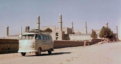 Herat Central Blue Mosque