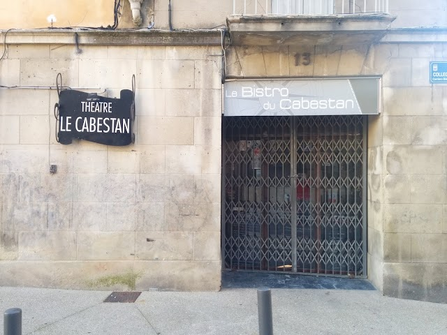 Bistro du théâtre du Cabestan