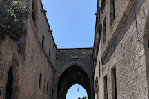 Street of the Knights, Rhodes Town, Greece