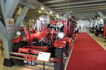 National Fire Brigade Museum, Hellevoetsluis, The Netherlands