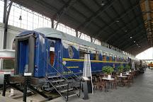 Museo del Ferrocarril de Madrid, Madrid, Spain