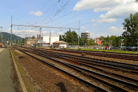 Железнодорожная станция  Blansko Mesto