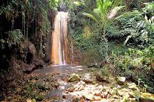 Diamond Botanical Gardens, Soufriere, St. Lucia