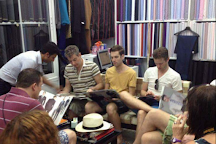 Cashmere Suit Tailor, Bangkok, Thailand