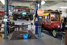 Hemmings Motor News Filling Station, Bennington, United States