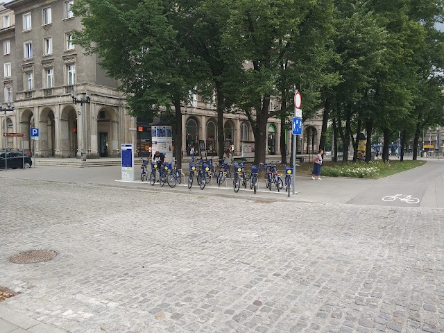 Wavelo - Plac Centralny