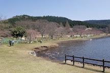 Shidakako Lake, Beppu, Japan
