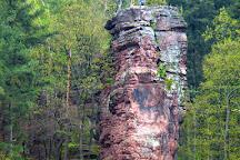 Parc Naturel Regional des Vosges du Nord, La Petite Pierre, France